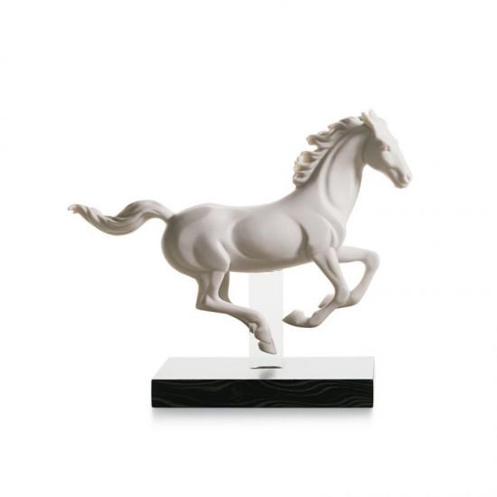 Figura de porcelana de Lladró Galope I