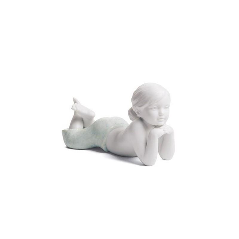 Figura de porcelana de Lladró La Hija