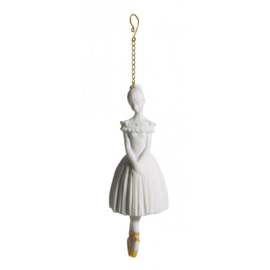 Bailarina - ornamento