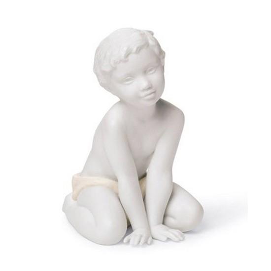 Figura de porcelana de Lladró El Hijo