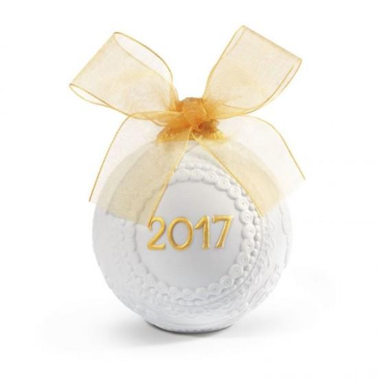 Bola Navidad 2017 (Re-Deco)