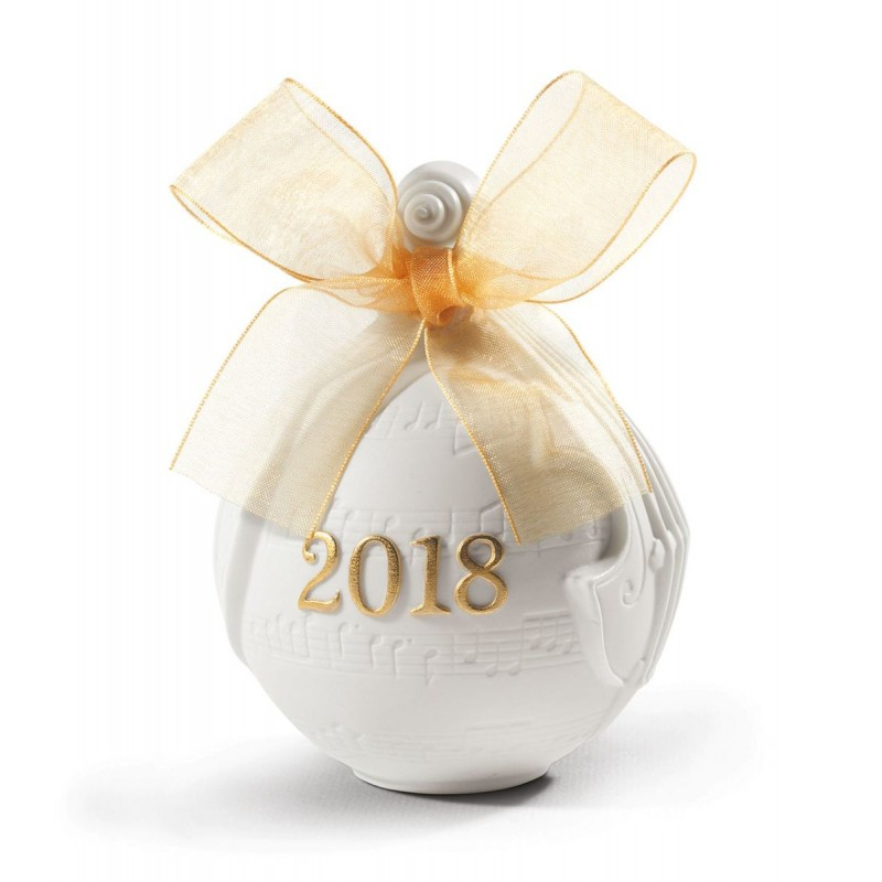 Bola Navidad 2018 (Re-Deco)