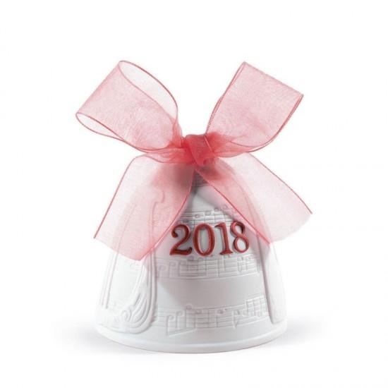 Campana Navidad 2018 (Re-Deco rojo)