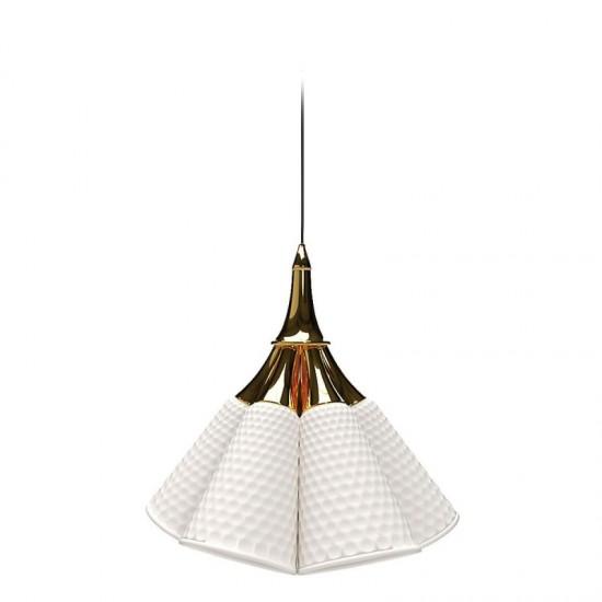 Lámpara colgante Jamz  (oro)