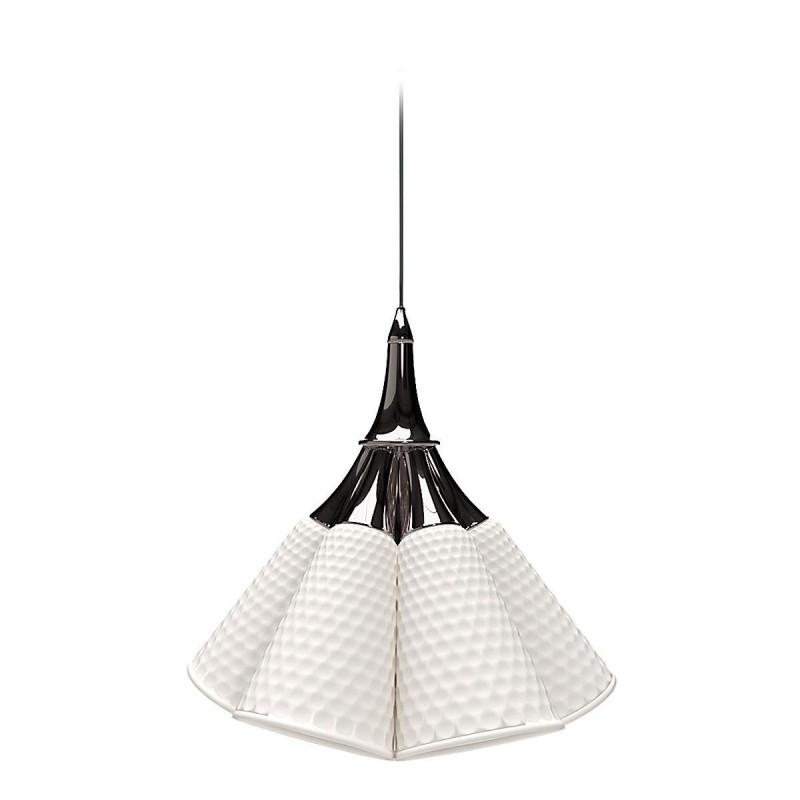 Lámpara colgante Jamz  (negro níquel)