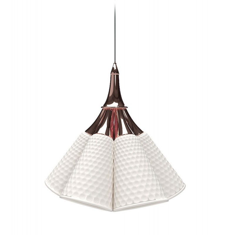 Lámpara colgante Jamz (cobre)