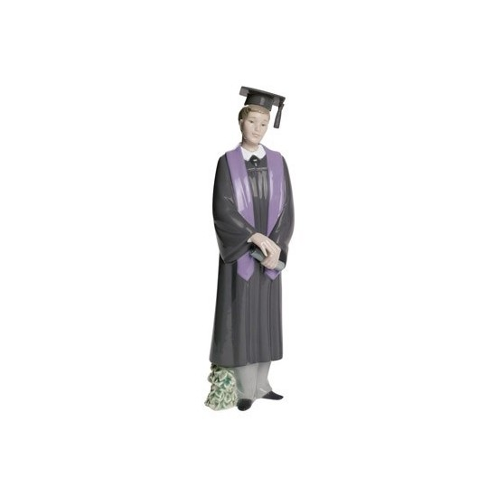Celebrando la graduación