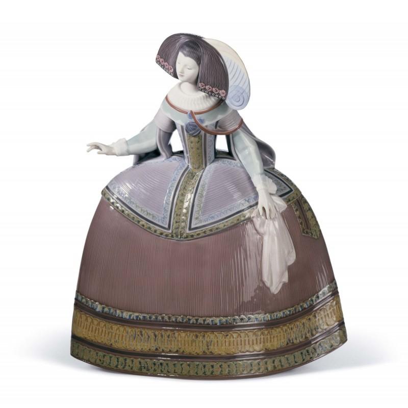 Figura de porcelana de Lladró Menina
