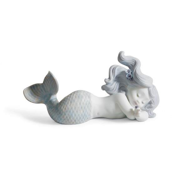 Day Dreaming at Sea Mermaid Figurine