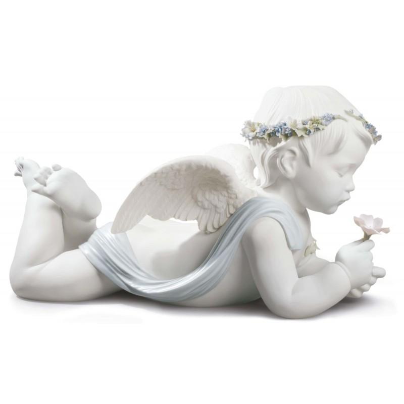 Figura de porcelana de Lladró Mi Amado Ángel