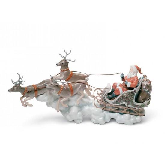 El Viaje de Papa Noel