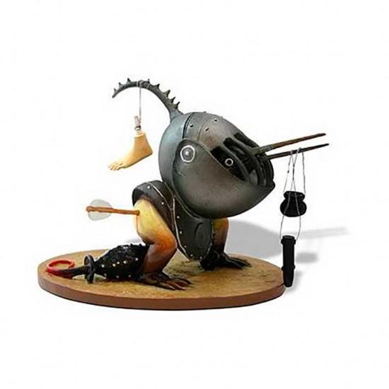 El Pájaro Monstruo del Yelmo