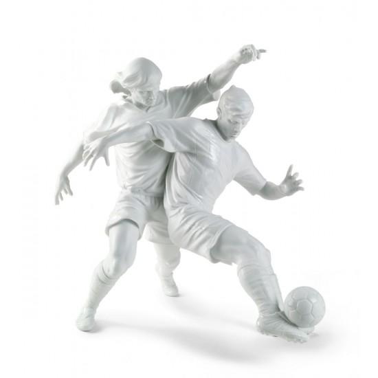 Figura de porcelana de Lladró Champions Team
