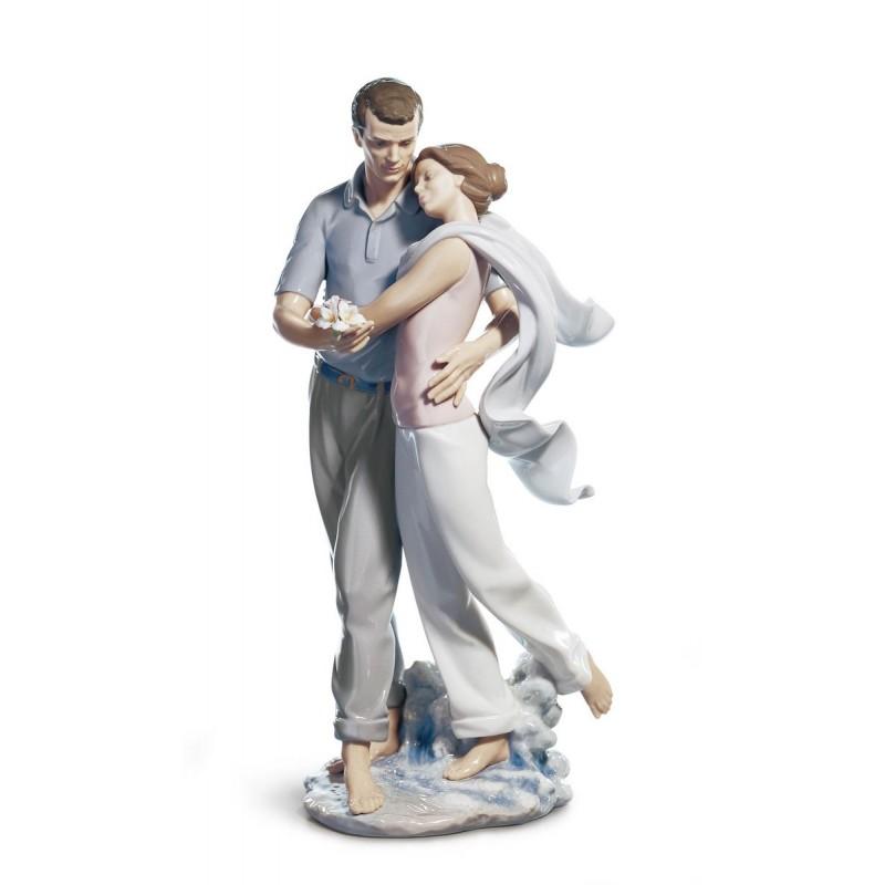 Figura de porcelana de Lladró Lo eres todo para mí
