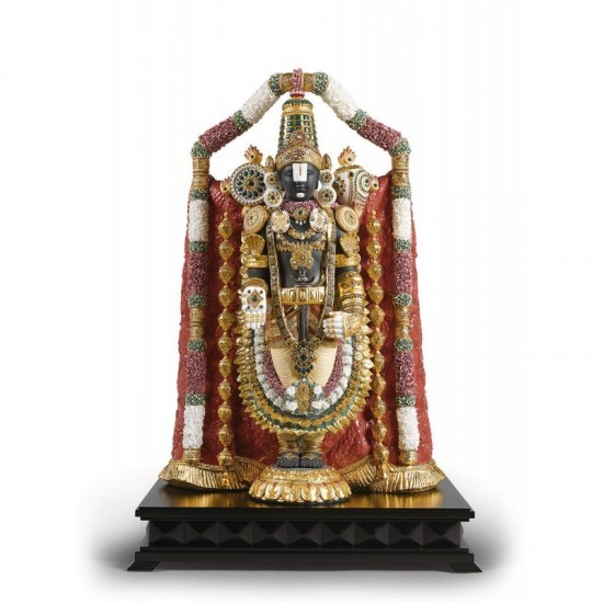 Figura de porcelana Lladró Lord Balaji