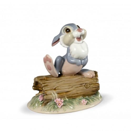 Figura de porcelana de Lladró Tambor