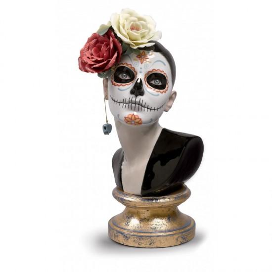 Figura de porcelana Lladró Bella Catrina