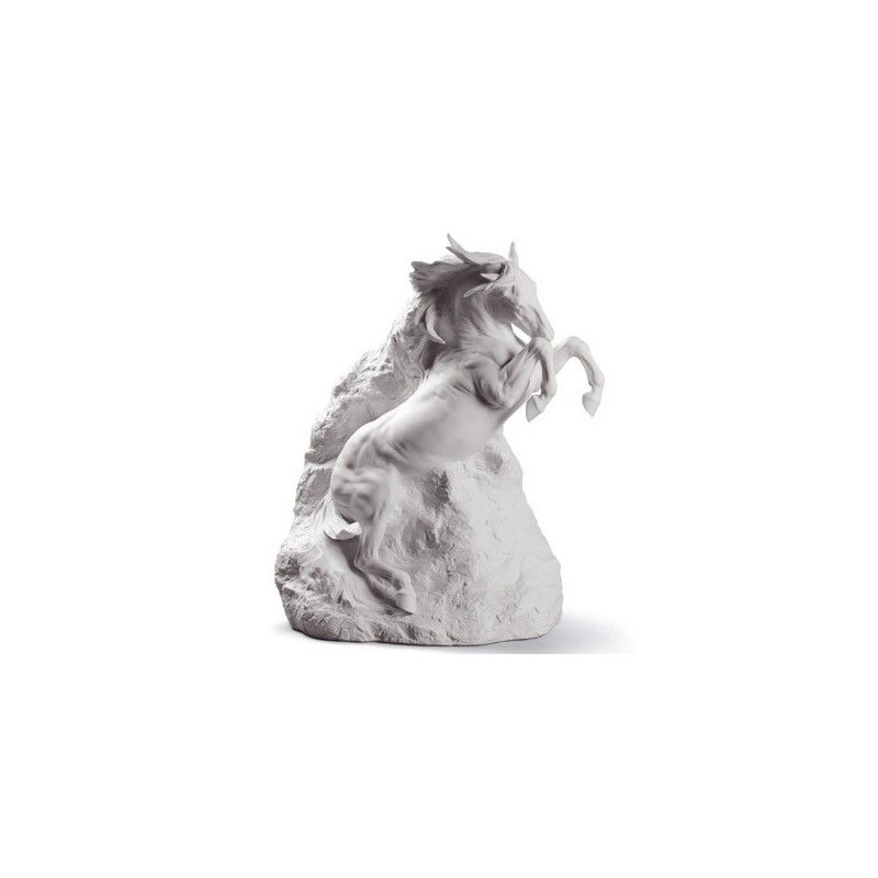 Figura de porcelana de Lladró Espíritu Indomable