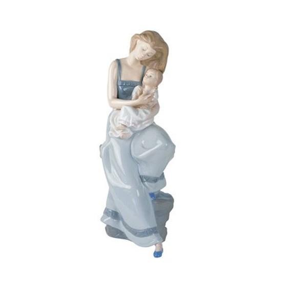 Mamá con su Niña