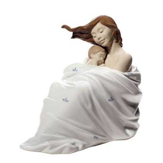 Dormidito con Mamá