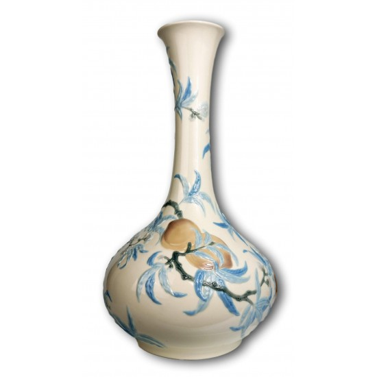 Cylindric-Vase Rose Peach