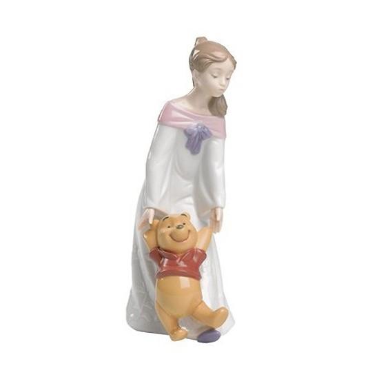 Jugando con Winnie The Pooh