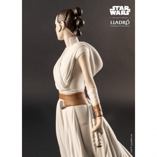 Figura porcelana Lladró_Star Wars Rey