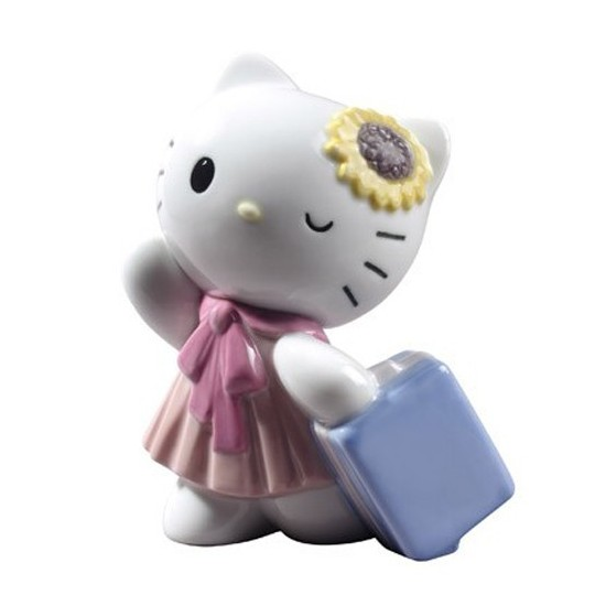 De Viaje Con Hello Kitty