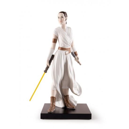 Lladró porcelain figure_Star Wars Rey