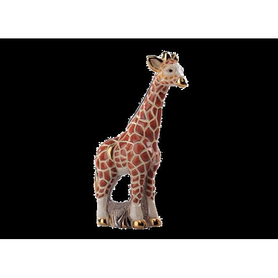 Ceramic giraffe. Ceramic Animals De Rosa