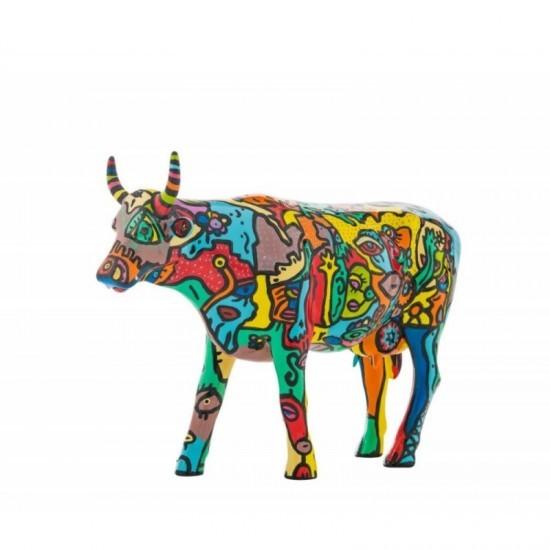 Moo York Celebration vaca de de CowParade de New York City