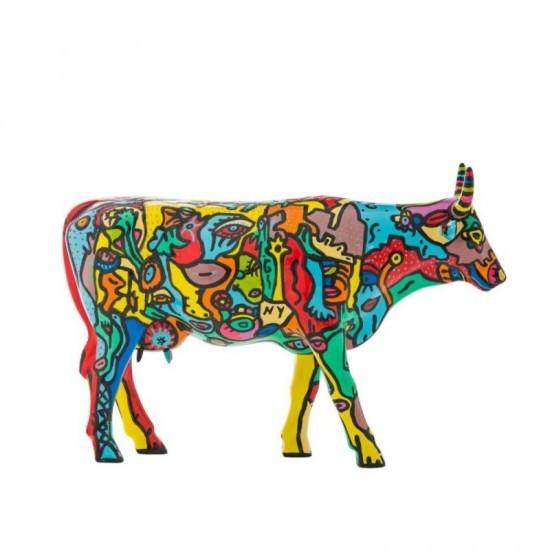 Moo York Celebration vaca de de CowParade de New York City_perfil 2
