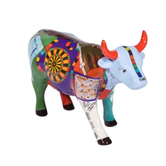 Vaca It's your moove de CowParade de Denver