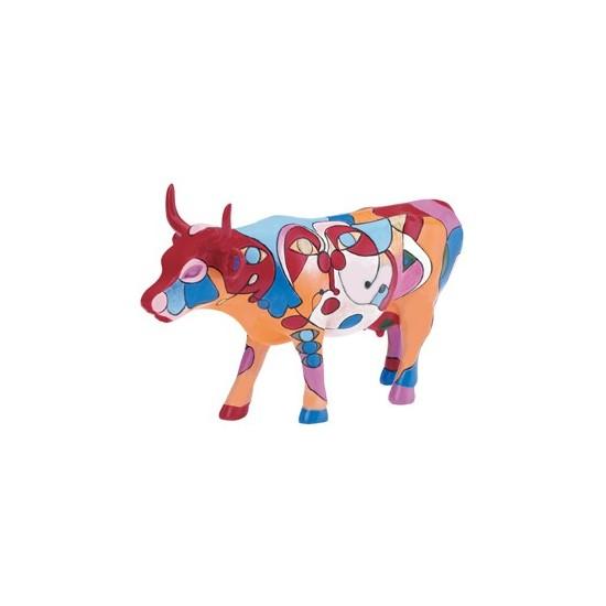 Vaca Picowsso de CowParade de West Orange