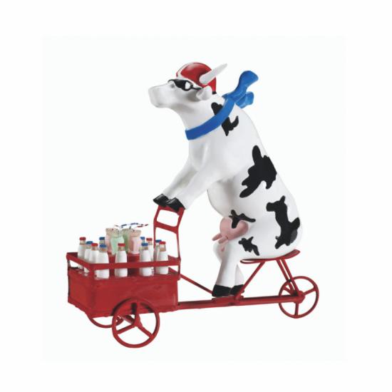 Vaca Lait Triporteur de CowParade de Paris_vista 2