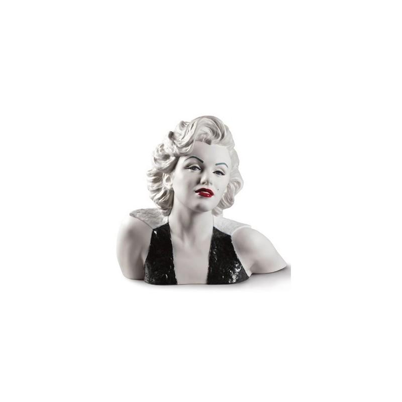 Figura de porcelana Lladró Marilyn Monroe