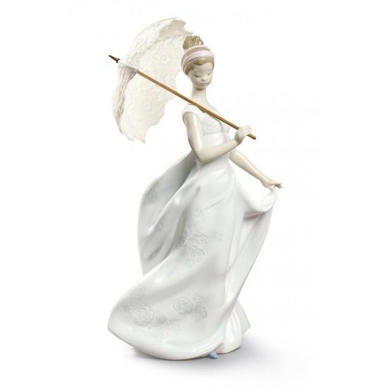 Figura de porcelana Lladró  Donaire