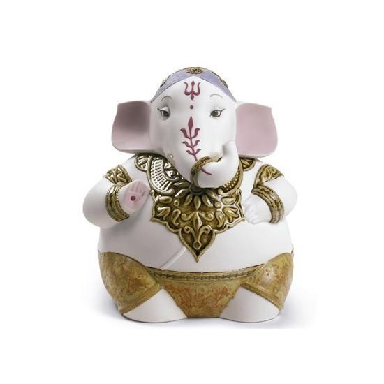 Figura de porcelana Lladró Ganesha