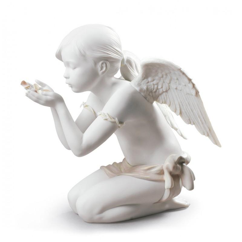 Figura de porcelana de Lladró Un Soplo de Fantasía