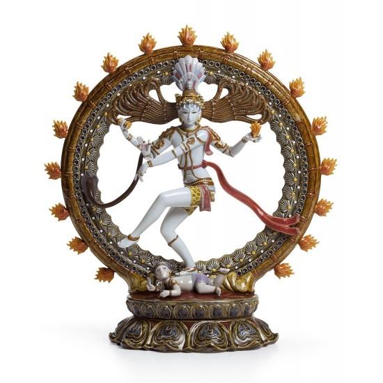 Figura de porcelana Lladró Shiva Nataraja