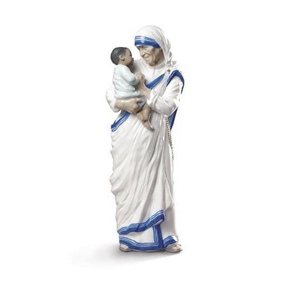 Figura de porcelana Lladró Madre Teresa de Calcuta