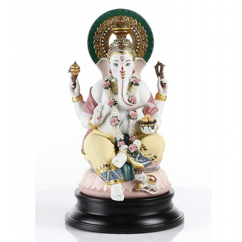 Figura de porcelana Lladró Lord Ganesha
