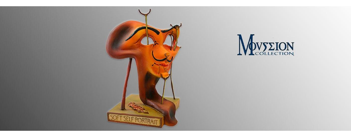 Desnudos Masculinos - Colección Museo 3D - Artestilo