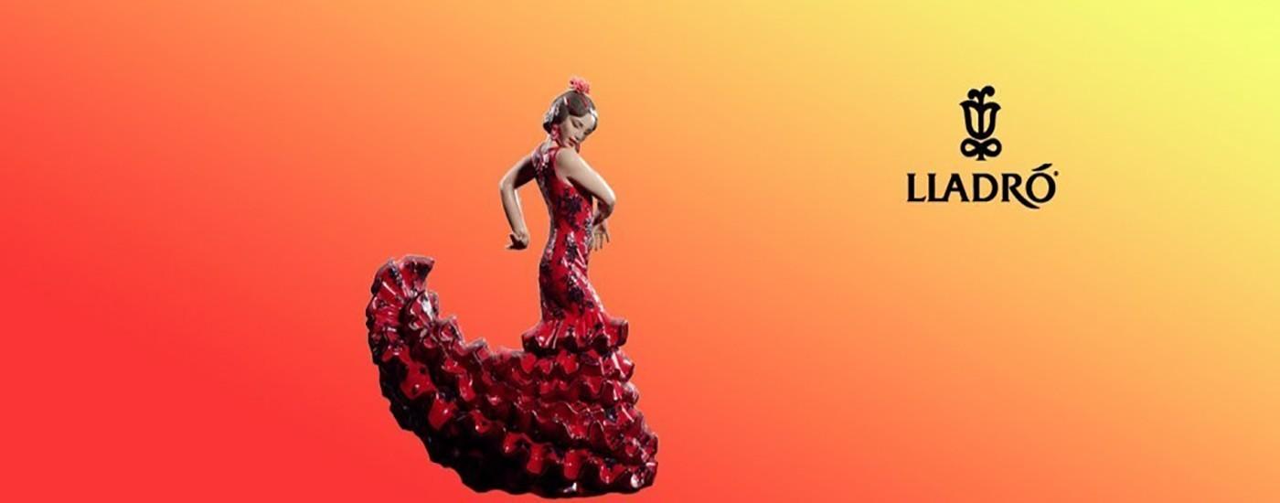 """Figuras de porcelana de Lladró """"España y Tradiciones"""" - Artestilo"""