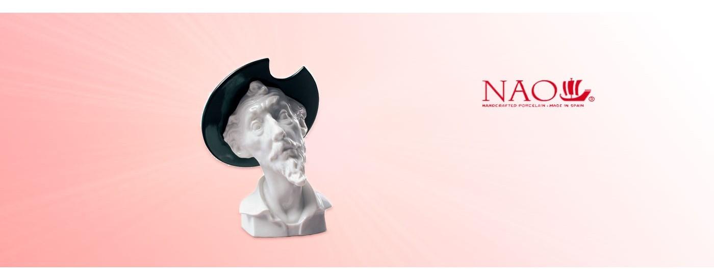 Arte y Cultura - NAO Porcelanas - Artestilo