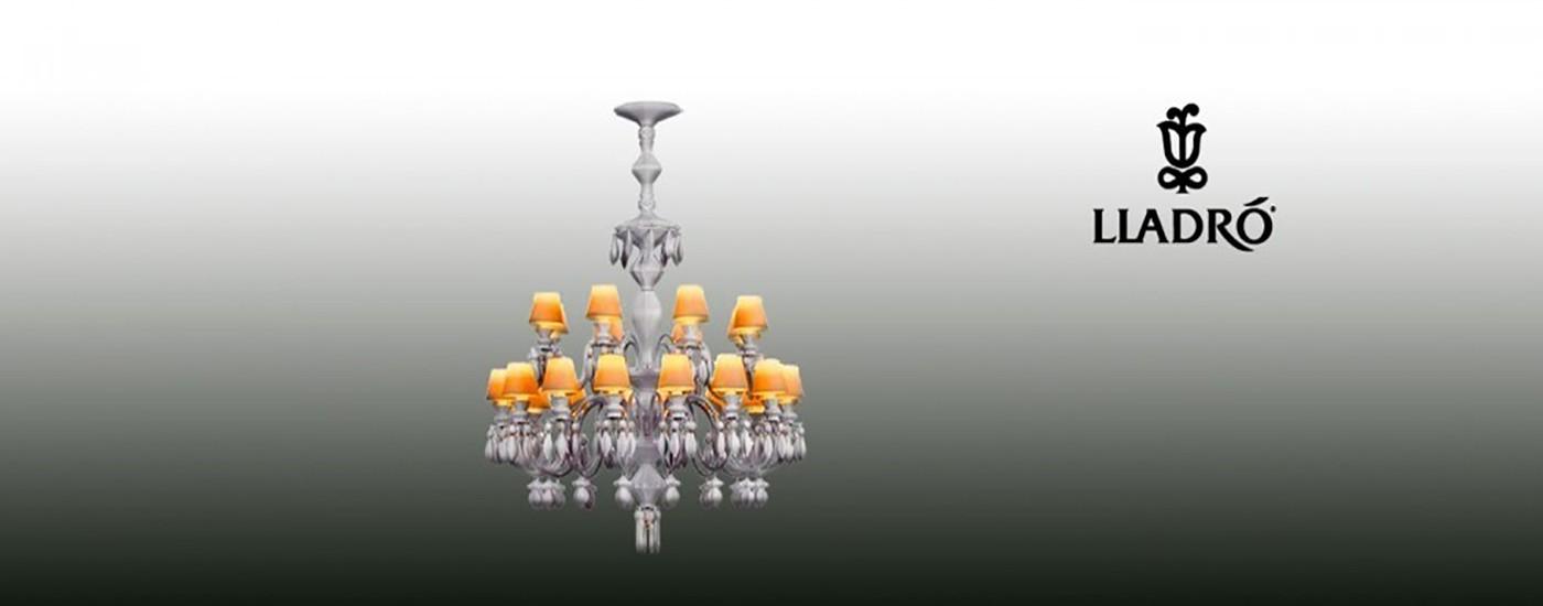 Lámparas y candelabros - Lladró - Artestilo