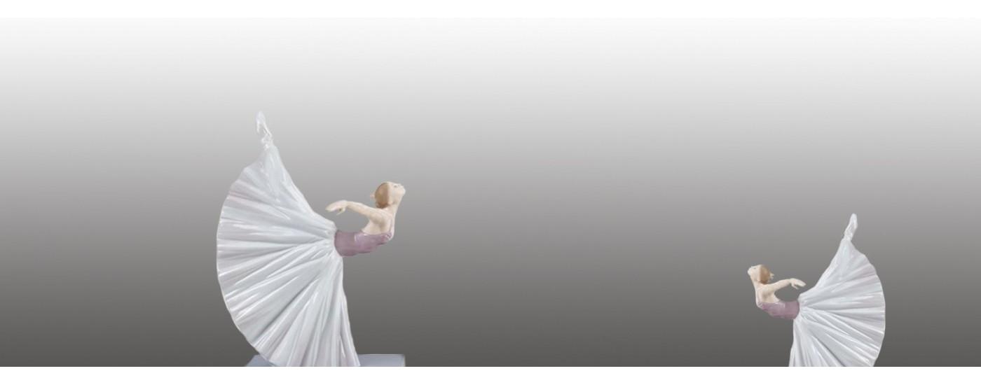 Figuras de porcelana Lladró - Decoración - Artestilo