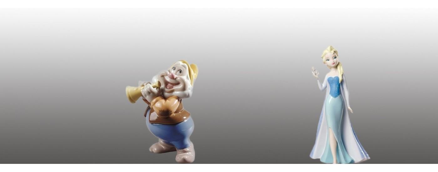 Disney character figures - Decoration - Artestilo