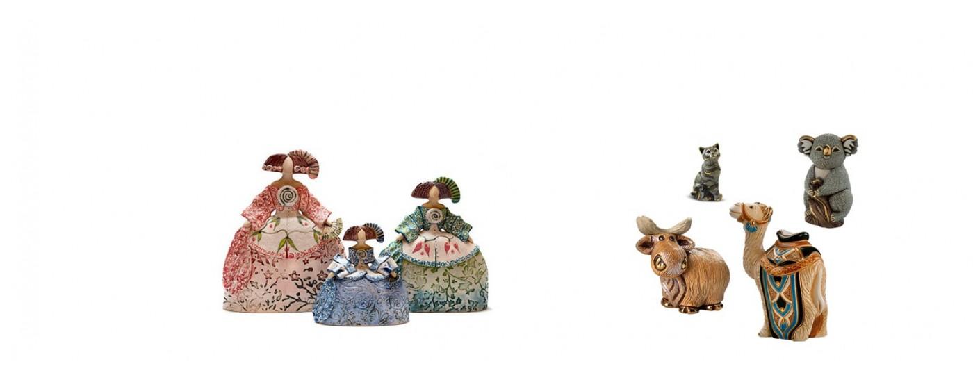 Esculturas coleccionables hechas a mano - Decoración - Artestilo