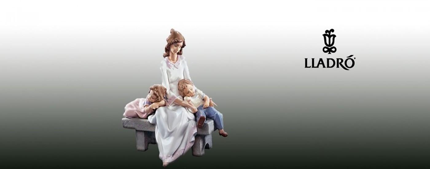 Familias y Maternidad - Lladró - Artestilo